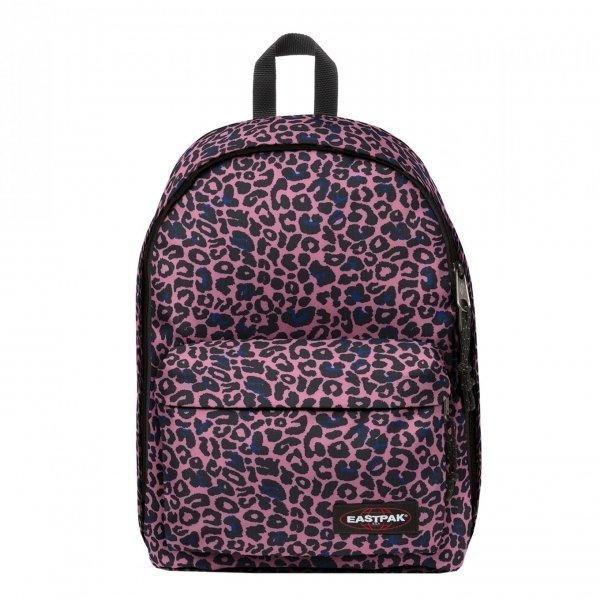 Eastpak Out of Office Rugzak safari leopard backpack