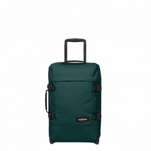 Eastpak Tranverz S emerald green Handbagage koffer Trolley