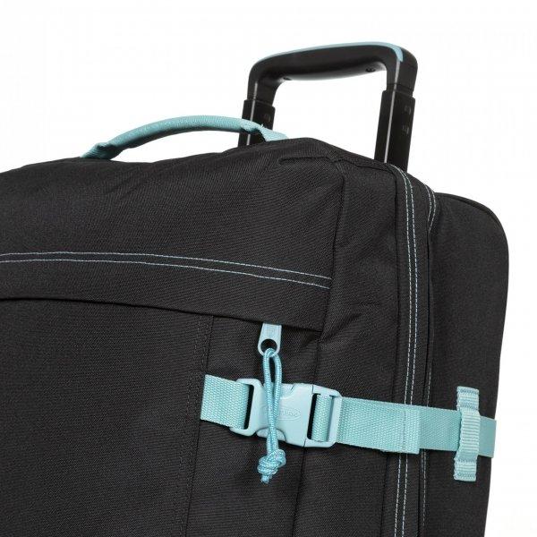 Eastpak Tranverz S kontrast water Handbagage koffer Trolley van Polyester