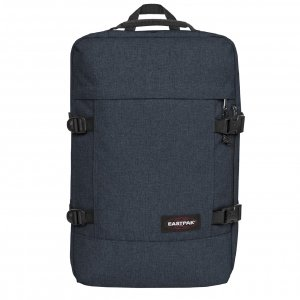 Eastpak Tranzpack Reistas triple denim Weekendtas