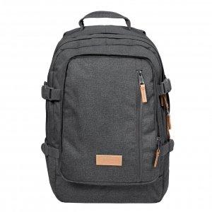Eastpak Volker Rugzak black denim backpack