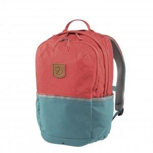 Fjallraven High Coast Kids Rugzak peach pink-lagoon backpack