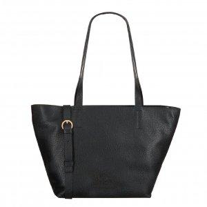 Fred de la Bretoniere Handbag Grain Leather black Damestas