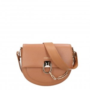 Furla Furla Miss Mimi Mini Crossbody miele Damestas