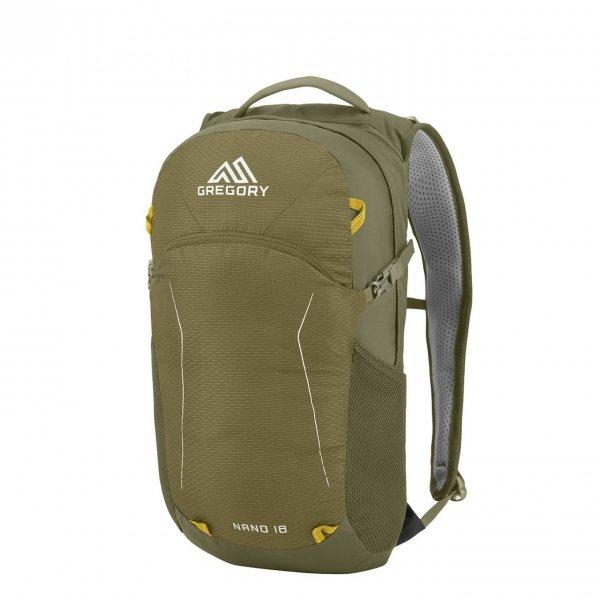 Gregory Nano Backpack 18L fennel green backpack