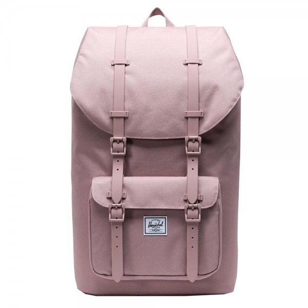 Herschel Supply Co. Little America Rugzak ash rose backpack