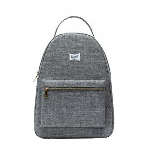 Herschel Supply Co. Nova Mid-Volume Rugzakraven crosshatch backpack
