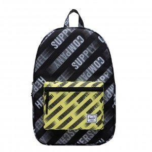 Herschel Supply Co. Settlement Rugzak hsc motion black/highlight backpack