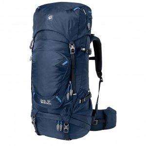 Jack Wolfskin Highland Trail 50 Men dark indigo backpack