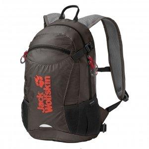 Jack Wolfskin Velocity 12 Rugzak brownstone backpack