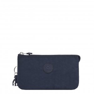 Kipling Creativity L Clutch blue bleu 2 Damestas