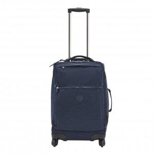 Kipling Darcey Trolley blue bleu 2 Zachte koffer