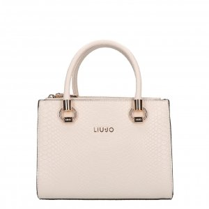 Liu Jo Manhattan Shopping Bag alabaster Damestas