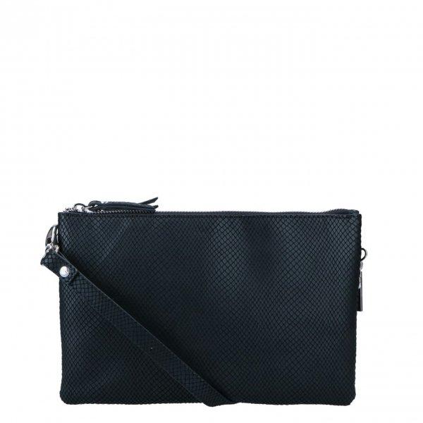 LouLou Essentials Clutch Medium Queen black Damestas