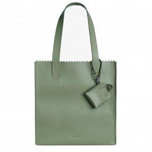 MyoMy My Paper Bag Square Shopper rambler green Damestas