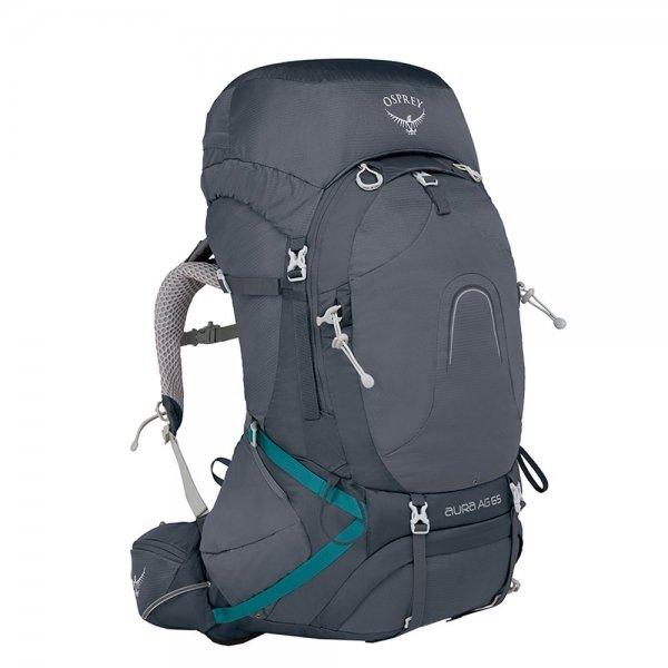 Osprey Aura AG 65 Small Backpack vestal grey backpack