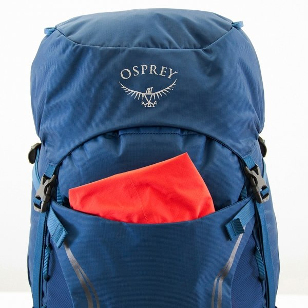 Osprey Kestrel 48 Backpack S/M picholine green backpack van Nylon