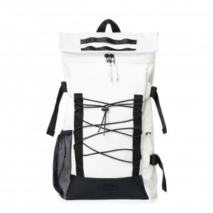 Rains Mountaineer Bag off white backpack