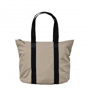 Rains Original Tote Bag Rush beige Damestas
