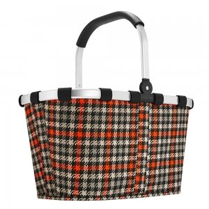 Reisenthel Shopping Carrybag glencheck red