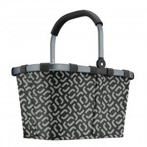 Reisenthel Shopping Carrybag signature black