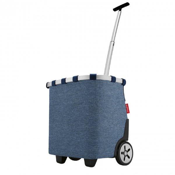 Reisenthel Shopping Carrycruiser twist blue Trolley