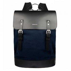 Sandqvist Hege Backpack blue backpack