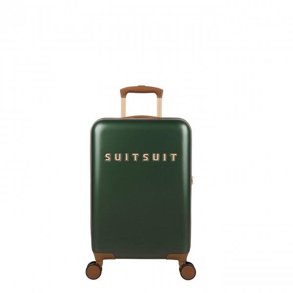 SuitSuit Fab Seventies Classic Handbagage Trolley 55 cm beetle green Harde Koffer
