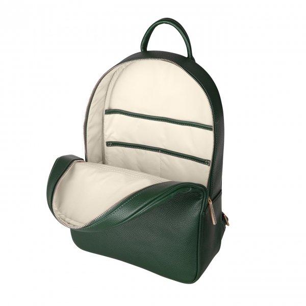 SuitSuit Fab Seventies Classic Rugtas beetle green backpack van PU