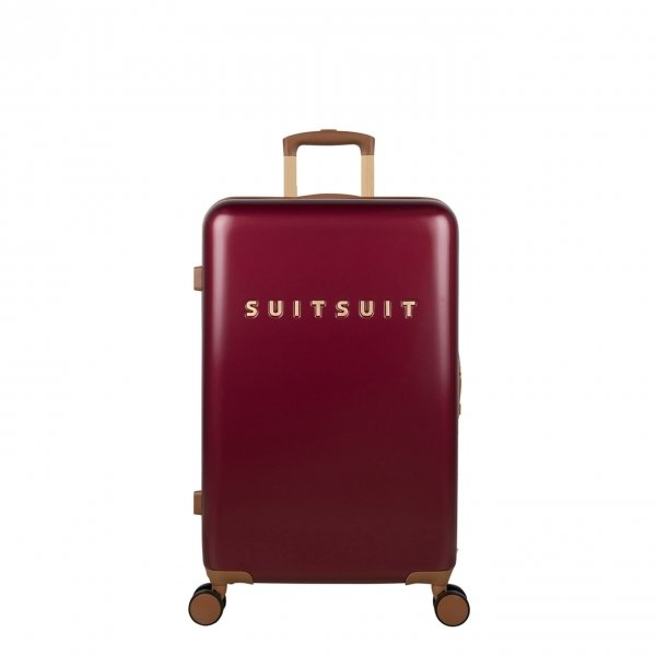 SuitSuit Fab Seventies Classic Trolley 66 cm biking red Harde Koffer
