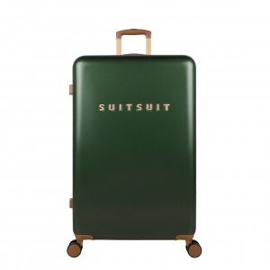 SuitSuit Fab Seventies Classic Trolley 76 cm beetle green Harde Koffer