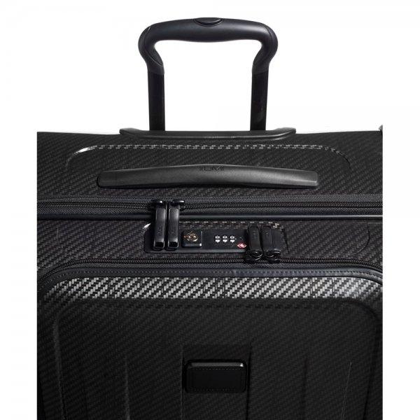 Tumi Tegra-Lite Max Large Trip Expandable Packing Case black graphite Harde Koffer
