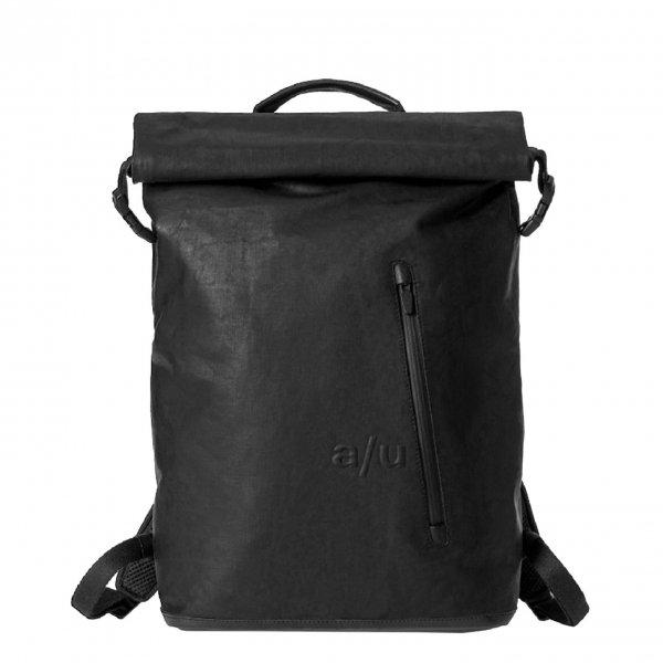 """Aunts & Uncles Fukui Laptop Backpack 15"""" black backpack"""