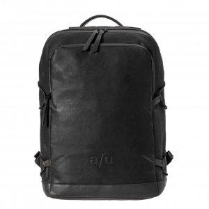 "Aunts & Uncles Japan Kawaguchi Backpack 15"" black backpack"