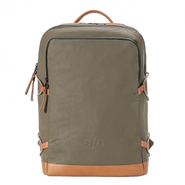 "Aunts & Uncles Kawaguchi Laptop Backpack 15"" fallen rock backpack"