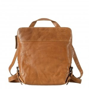 Aunts & Uncles Mrs. Crumble Cookie Backpack multi. caramel