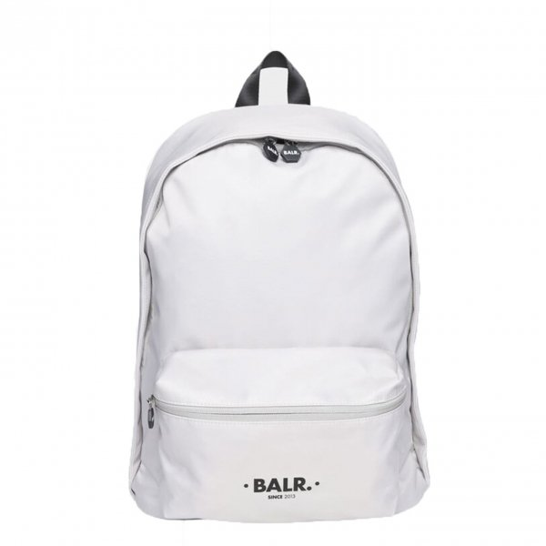 Balr. U-Series Water Resistant Nylon Backpack light stone