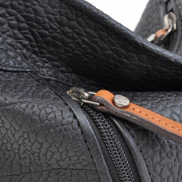 Berba Chamonix Multi Ladies bag black Damestas van Leer