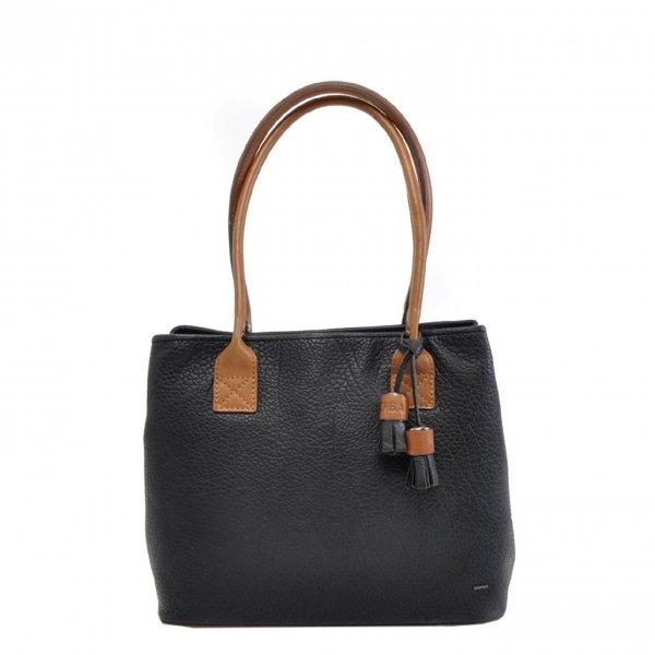 Berba Chamonix Shopper Ladies Bag black Damestas