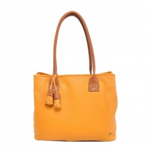 Berba Chamonix Shopper Ladies Bag curcuma Damestas
