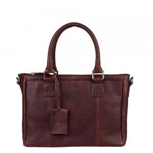 Burkely Antique Avery Handbag S dark brown Damestas