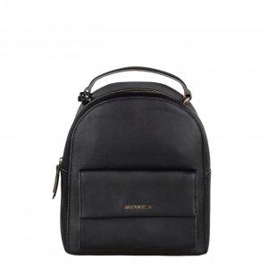 Burkely Parisian Paige Backpack black Damestas
