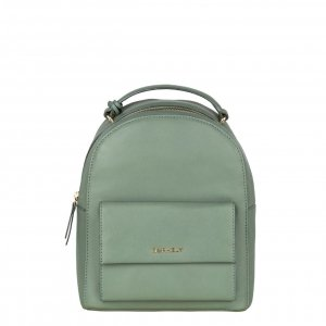 Burkely Parisian Paige Backpack light green Damestas