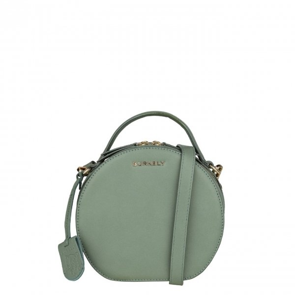Burkely Parisian Paige Citybag Round light green Damestas