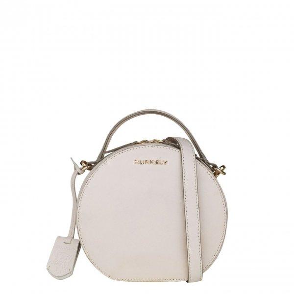 Burkely Parisian Paige Citybag Round off white Damestas
