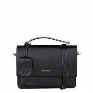 Burkely Parisian Paige Citybag black Damestas