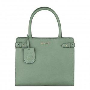 Burkely Parisian Paige Handbag S light green Damestas