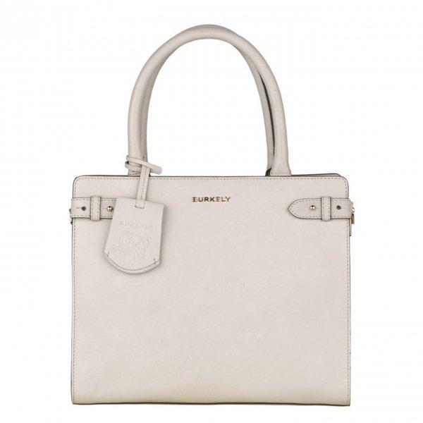 Burkely Parisian Paige Handbag S off white Damestas
