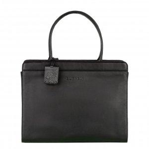 Burkely Suburb Seth Handbag S black Damestas