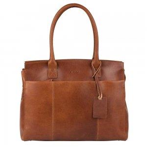 """Burkely Vintage Doris Laptop Bag 15.6"""" cognac"""